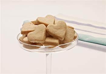 Cinnamon Heart Cookie