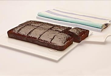 Wet Tray cake With Chocolate